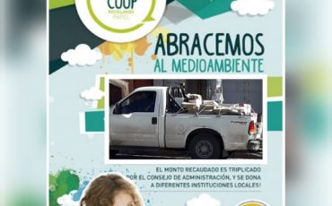 """EcoCoop """"Reciclando Papel"""""""