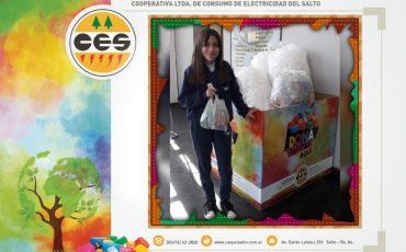 """EcoCoop """"Reciclando Tapitas"""""""